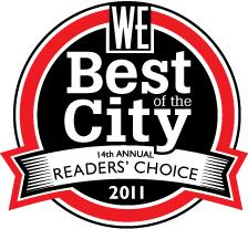 Best of the City Award