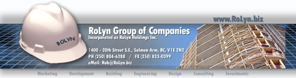 RoLyn Group.... Founded by Rob & Lynn